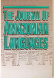 The Journal of Amazonian Languages
